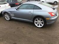 2004 CHRYSLER CROSSFIRE 3.2 2dr