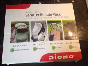 The Diono Stroller 4 in 1 Bundle Pack - New in Box Stratford Kitchener Area image 2