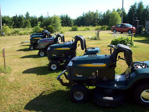 Good Used Ride on Lawn Mowers