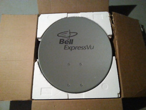 ........     BELL  SATELLITE DISH  N  ACCESSORIES