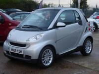 Smart fortwo 1.0 ( 71bhp ) PASSION SOFTOUCH, SAT NAV, FULL LEATHER, 26,000 MILES