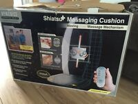 Homedics shiatsu massage