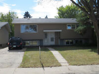 Two bedroom-Basement suite in Bi-level-Available Immediately!