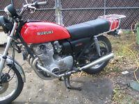 1977 SUZUKI GS750 REALLY GOOD CONDITION $2750