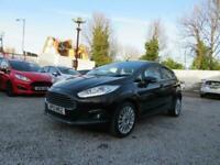 2013 Ford Fiesta 1.5 TDCi Titanium 5dr Hatchback Diesel Manual
