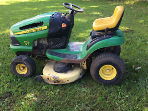 John Deer Ride-on  Mower