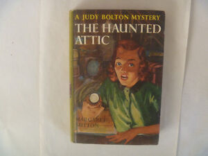 A JUDY BOLTON MYSTERY #2 - The Haunted Attic by Margaret Sutton