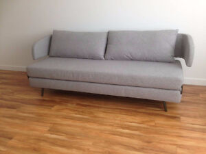 My beautiful new couch/sofabed for sale - $800 or best offer