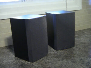 Sony mini speakers 9.2 Inches height Pair $15