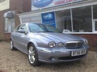 2007 56 Jaguar X-TYPE 2.2D SE 6 SPEED, FINANCE AVAILABLE