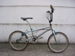 Wanted; BMX bikes or parts from the 80s and early 90's