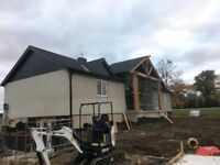 Eavestrough, soffit, fascia, siding new installations and repair