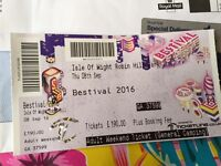 Bestival full adult weekend ticket inc camping