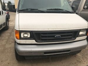 extended cargo van for sale
