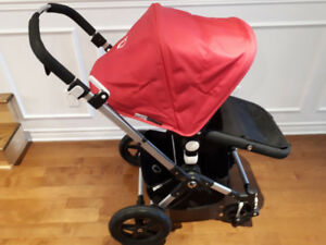 Bugaboo Cameleon 3 Stroller with accessories