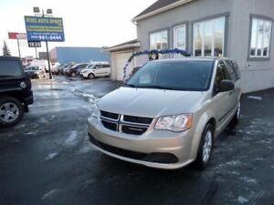 2015 Dodge Grand Caravan ++ HITCH ET FILLAGE ++