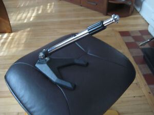 Bass Drum or Amp mic stand