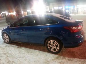 Ford Focus SEL 2012 REDUCED PRICE