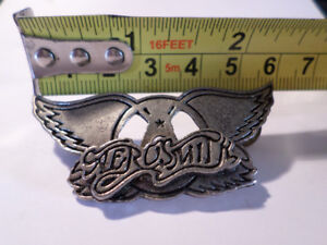 1989 AREOSMITH  Pewter Pin (VIEW OTHER ADS)