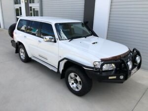 AMAZING INSIDE AND OUT 2015 ST NISSAN PATROL WITH EXTRA'S AND VERY LOW KMS Eagle Farm Brisbane North East Preview
