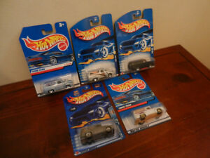 Hot Wheels 1956 Ford Trucks Harley Lot of 5
