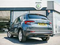 2019 Skoda KAROQ DIESEL ESTATE 1.6 TDI SE 5dr DSG Auto SUV Diesel Automatic