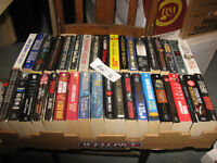 box of approx 40 books $5 for the box BOX 2