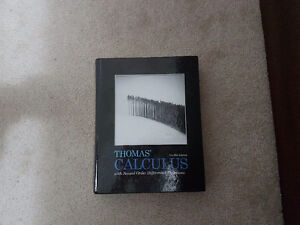 SELLING Thomas Calculus Twelth Edition
