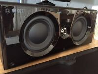 Speakers 5.1 KEF Home Theatre System