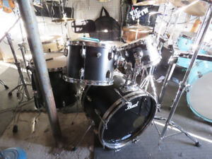 Pearl vintage 60' s  5 piece shell kit
