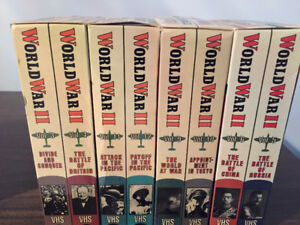 WWII VHS Set