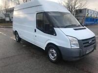 2009 59 FORD TRANSIT 140 T350 TDCI LWB HIGH ROOF HISTORY DRIVES WELL PX-SWAPS