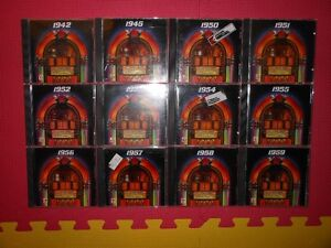 CDs hit parade collection (12 cd)