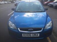 Ford Focus 1.4 Sport (blue) 2006