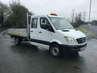 2008 Mercedes-Benz Sprinter 311cdi crew cab pickup spares or repair NA Diesel M
