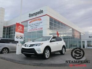 2013 Toyota Rav4 AWD 4DR LIMITED W/NAVIGATION   - Certified