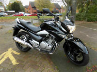 Suzuki GW 250 L3 2013 Inazuma 636 mile Unused/pristine £99 deposit p/ex car/bike