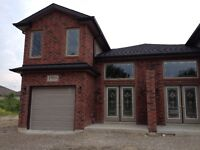 Brand new Semi-detached house for rent in South Windsor