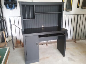 Computer office or student desk