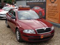 SKODA OCTAVIA 1.4 16v CLASSIC 5dr Red Manual Petrol, 2005