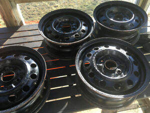 4 Winter Rims for Nissan Sentra or Cube