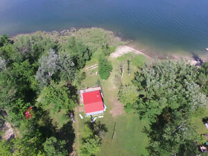 Best lot on Lake Conestogo