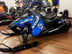 2018 Polaris Switchback XCR 800 H.O. Cleanfire 137 Electric 1.35