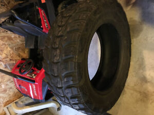 Mags spacer tires 35'' Ford f-150
