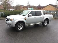 2011 Ford Ranger 2.5 TDCi XLT Regular Cab Pickup 4x4 4dr