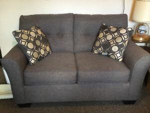 Sofa.............Love Seat