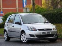 Ford Fiesta 1.4 2006.5 Style Climate +12 SERVICE STAMPS + CAMBELT DONE