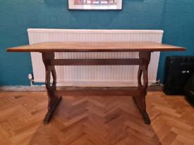 Rustic Farmhouse Style kitchen Table
