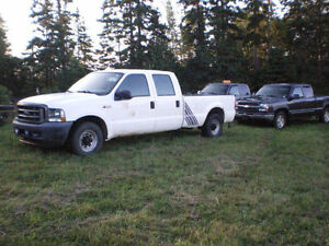 2003 Ford F-250 HD 2WD Pickup Truck