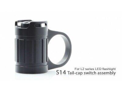 Solarforce L2-PC2 Flashlight Belt Clip for L2 L2m L2P Surefire 6P 9P G2